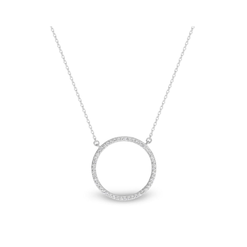 Georgini Virgo Silver Necklace Necklaces Georgini