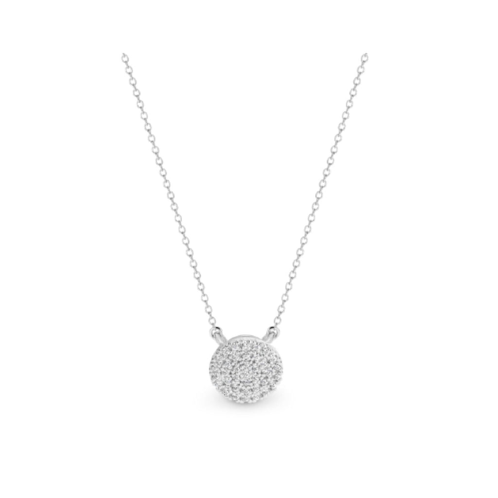 Georgini Pavo Silver Necklace Necklaces Georgini