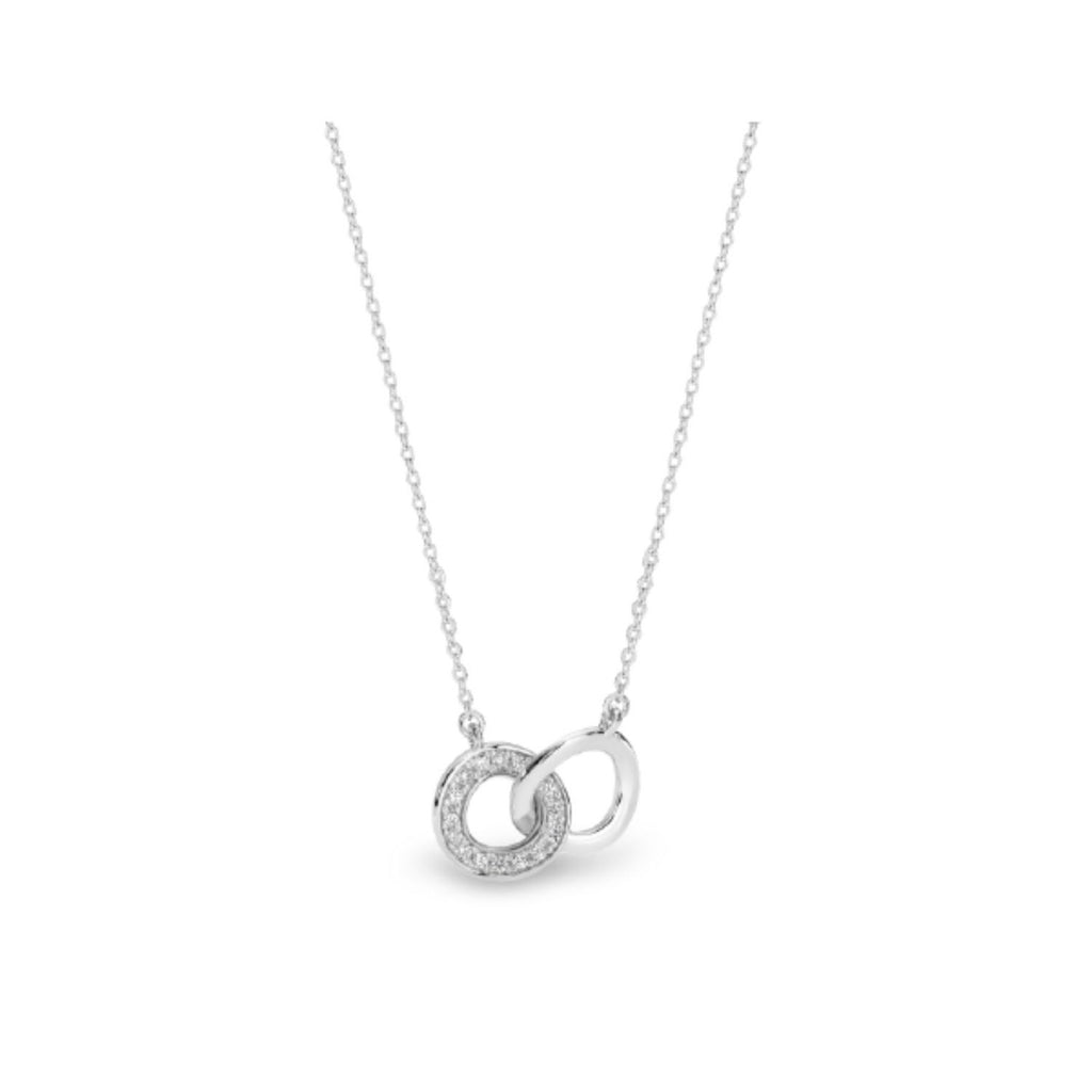 Georgini Lynx Rhodium Necklace Necklaces Georgini