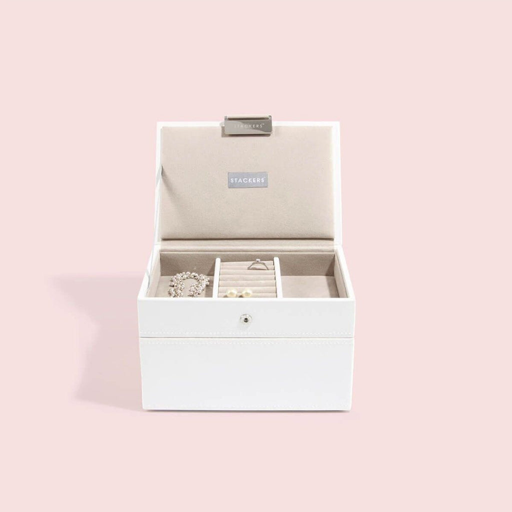 Stackers Set 2 Mini Jewellery Box Jewellery Boxes Stackers
