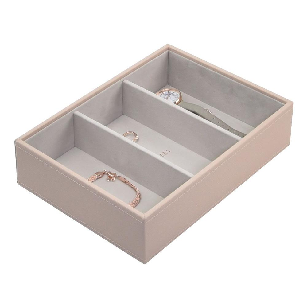 Stackers Set 3 Classic Jewellery Box Jewellery Boxes Stackers