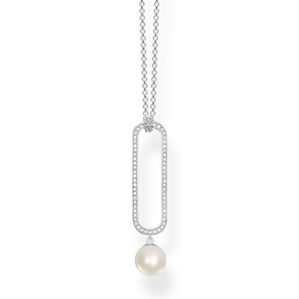 Thomas Sabo Pearl Necklace Necklaces Thomas Sabo