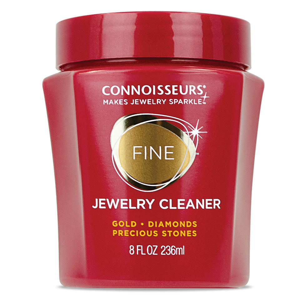 Connoisseurs Gold Liquid Jewellery Cleaner Jewellery Cleaner Bevilles