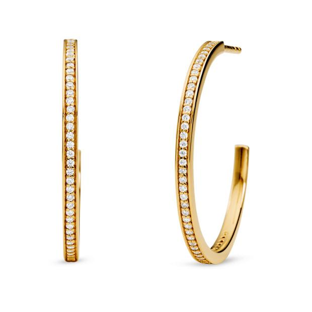 Michael Kors MKC1178AN710 Premium Earring Gold Earrings Michael Kors