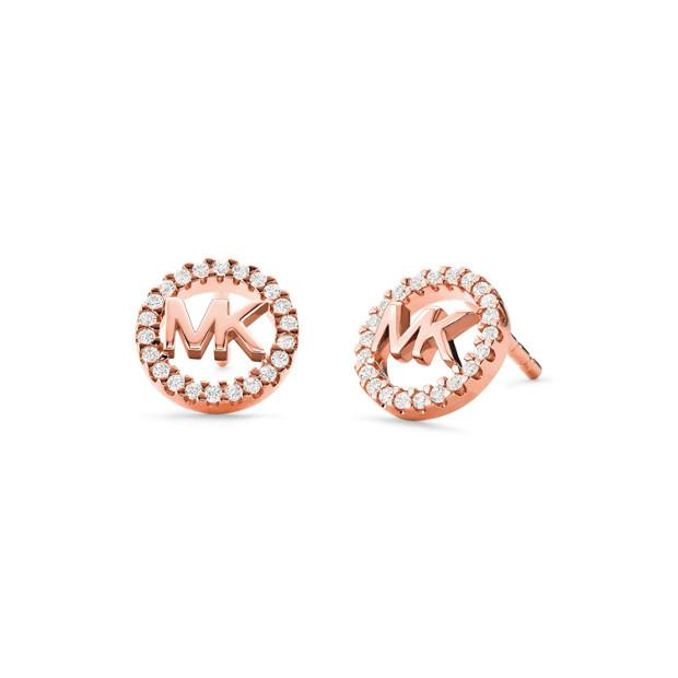 Michael Kors MKC1247AN791 Premium Earring Rose Gold Earrings Michael Kors