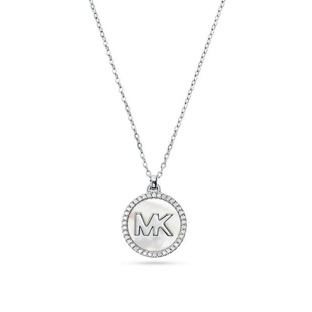 Michael Kors MKC1324AH040 Premium Necklace Silver Necklaces Michael Kors