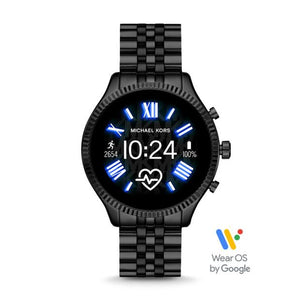 Michael Kors Gen 5 Lexington 2 Black Smartwatch-MKT5096