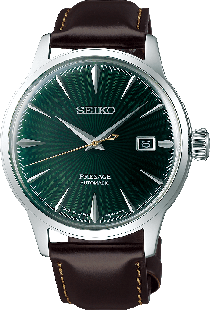 Seiko Presage Automatic 50M SRPD37J Watches Seiko
