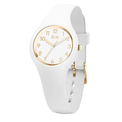 ICE Glam White with Gold Women's Watch Watches Ice