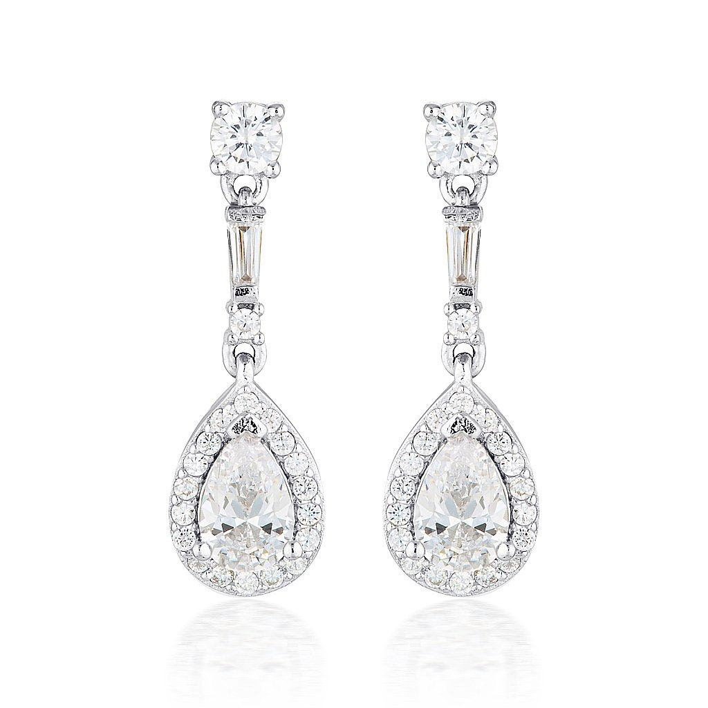 LENNA DROP EARRING Bevilles Jewellers