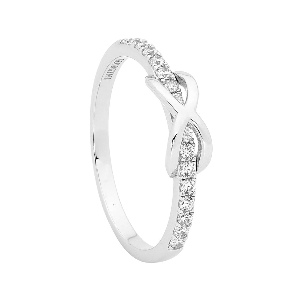 GEORGINI INFINITE RING Bevilles Jewellers