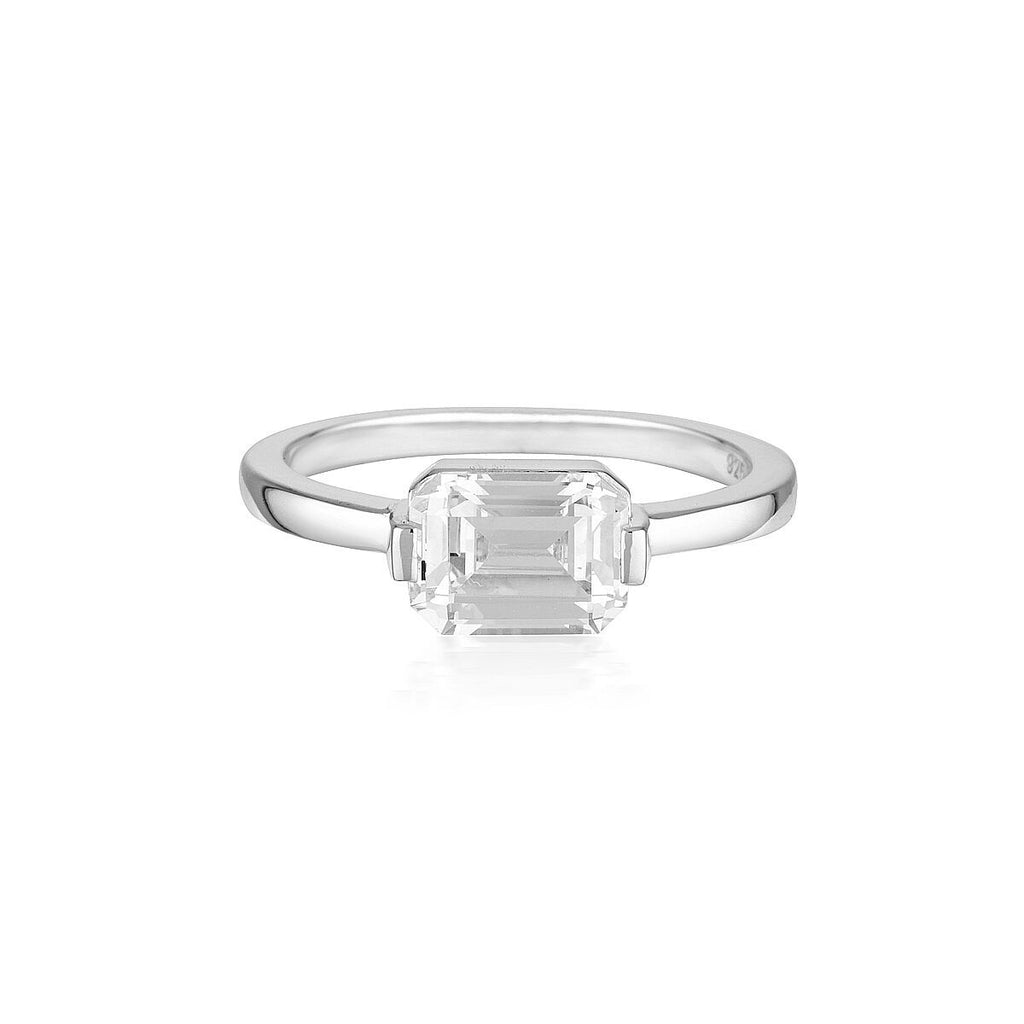 EMILIO SILVER RING Bevilles Jewellers
