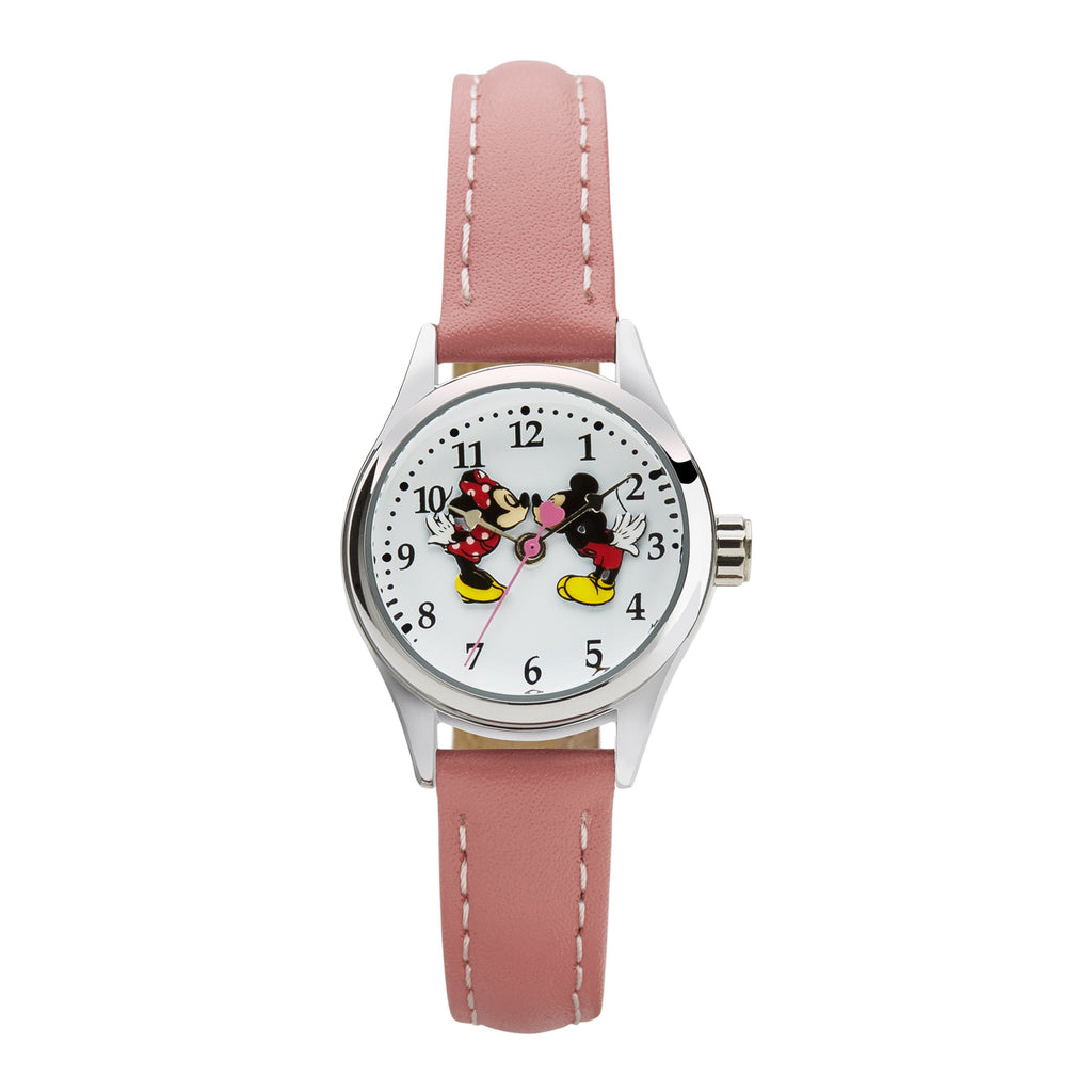 Disney Petite Mickey and Minnie Love Watch Watches Disney