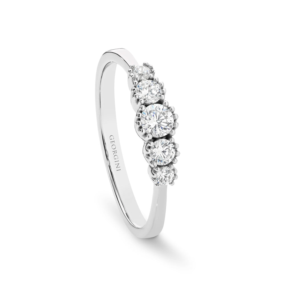 MANTLE RING Bevilles Jewellers