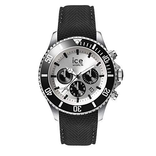 ICE Steel Black Men's Watch Large Watches Ice