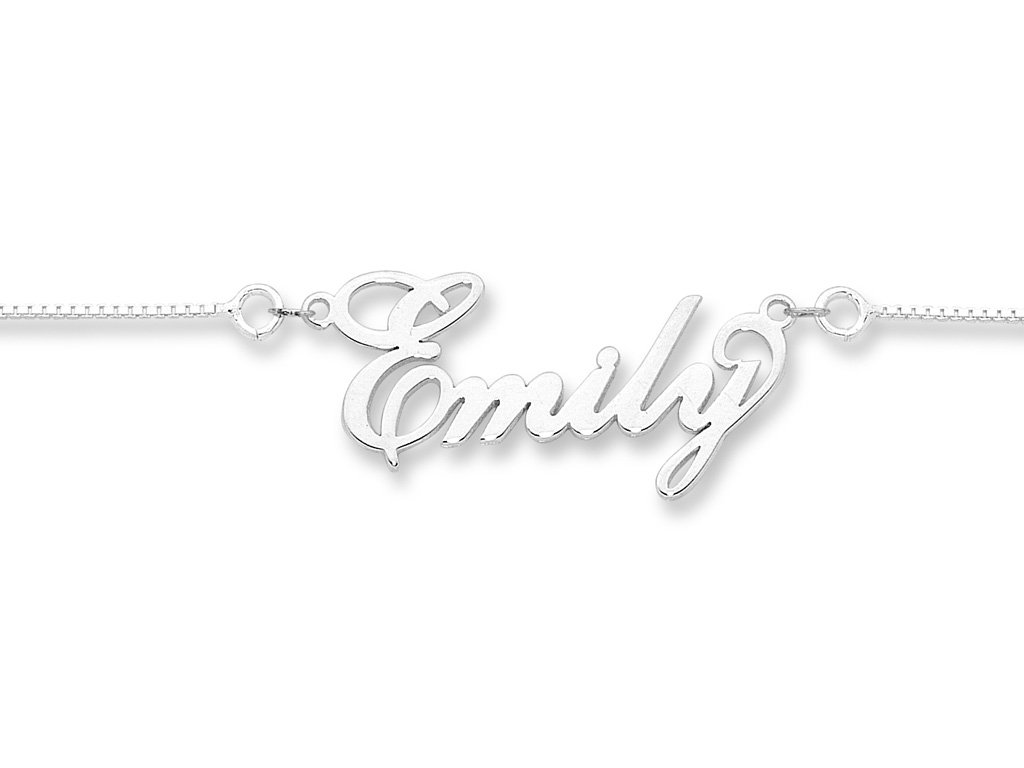 Pre-made Name Necklace 45cm- 9 names available