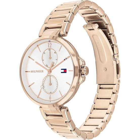 Tommy Hilfiger Angela Rose Gold Watch 1782124