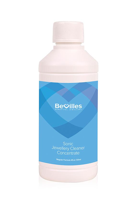 Bevilles Jewellery Cleaner Unit + FREE Liquid Cleaner