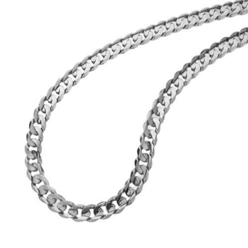 Sterling Silver 65cm Chain Necklace