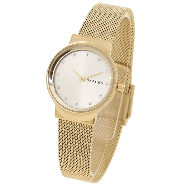 SKW2717 - Skagen Freja Gold White Watch