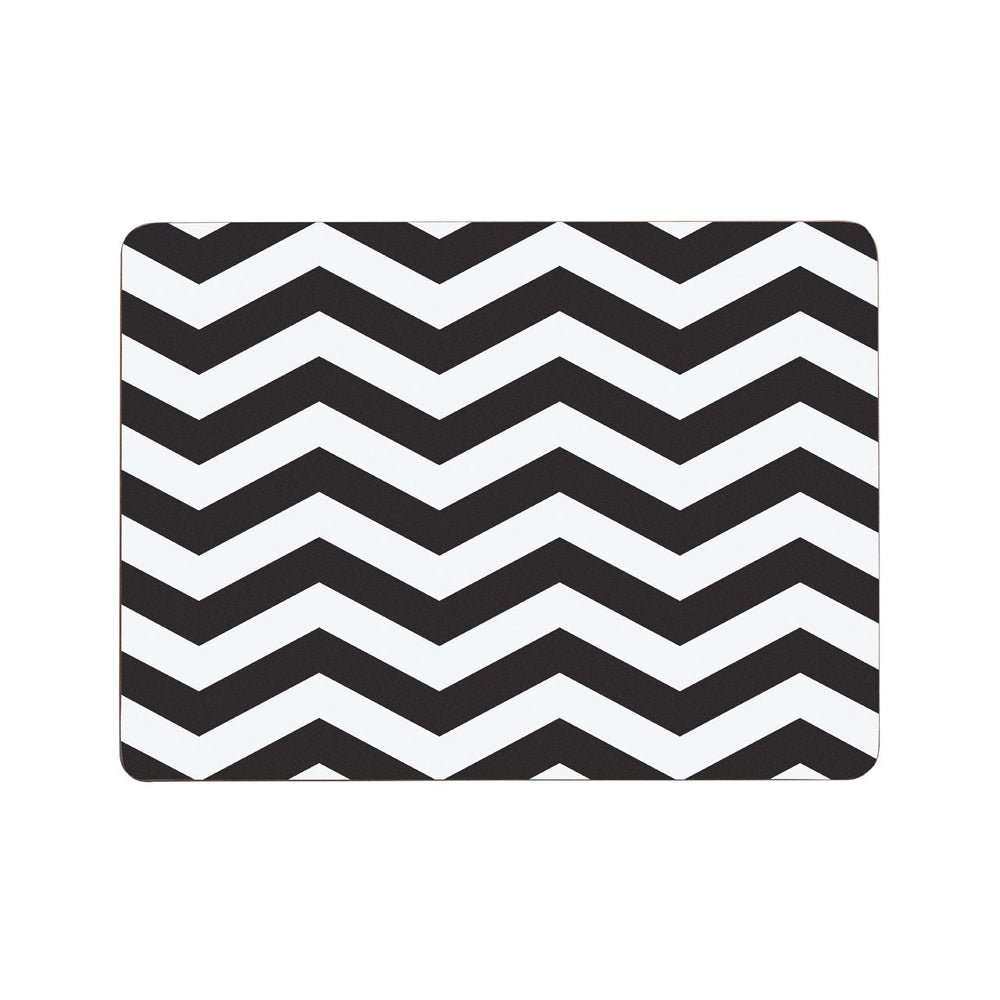 CHEVRON SET OF 4 PLACEMATS