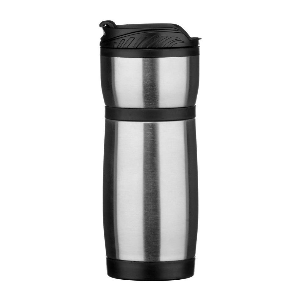 STAINLESS STEEL TRAVEL BEAKER - 480ML
