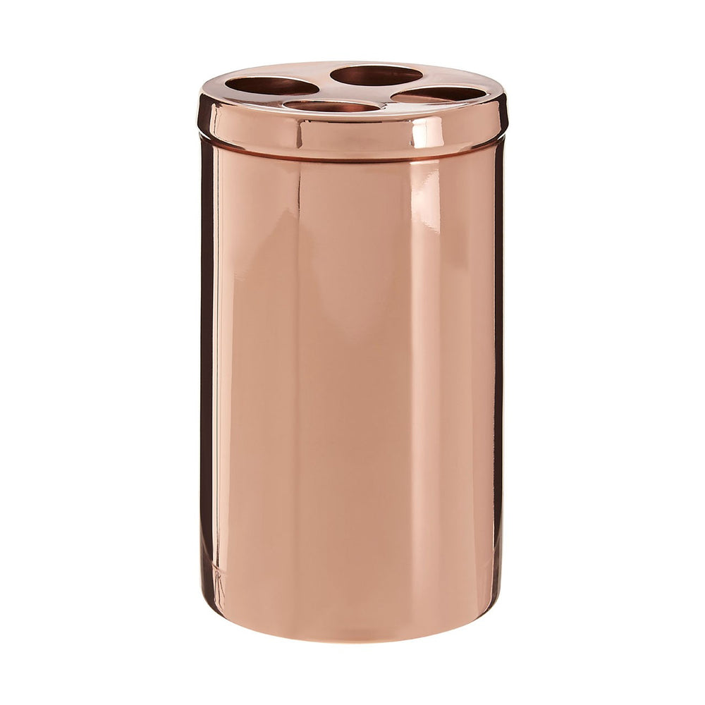 ROSE GOLD TOOTHBRUSH HOLDER