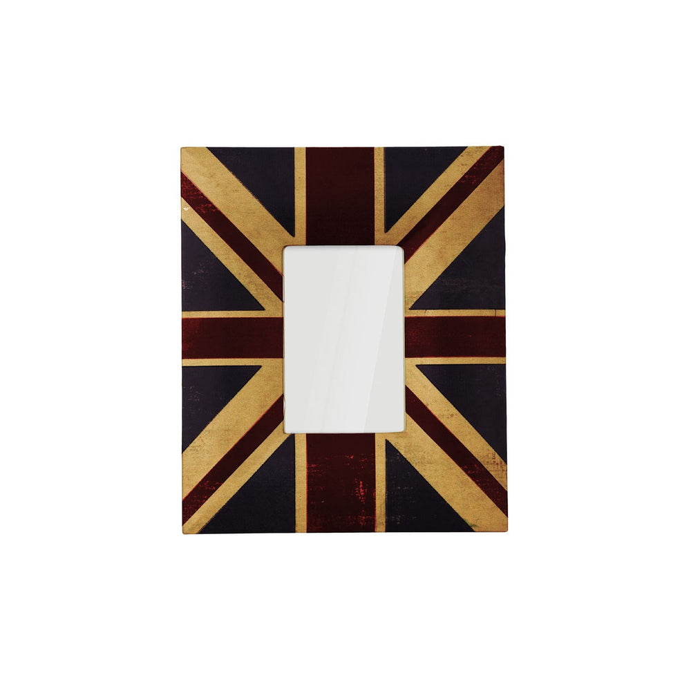 UNION JACK PHOTO FRAME 4 x 6