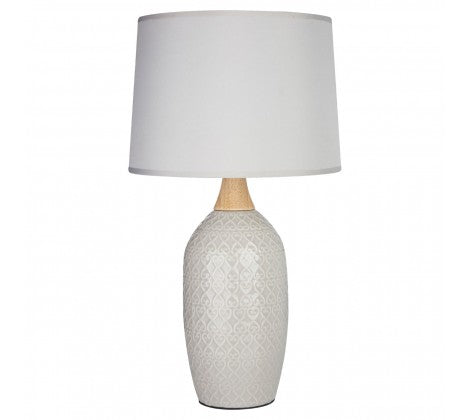 OSIER GREY TABLE LAMP