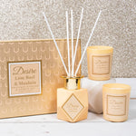 DESIRE BOUTIQUE DIFFUSER & CANDLE SET - LIME BASIL & MANDARIN