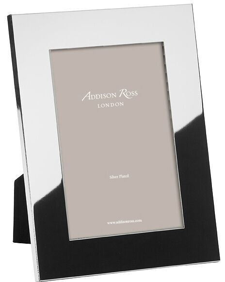 Silver Plated Photo Frame 4x6