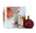 DECORATIVE REED DIFFUSER - ROSE BUD & EASTERN SPICE