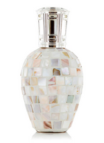 MOTHER-OF-PEARL FRAGRANCE DIFFUSION LAMP