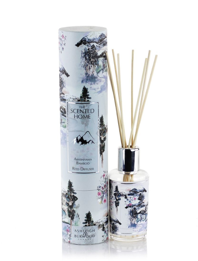 THE SCENTED HOME: REED DIFFUSER - ARASHIYAMA (LIMITED EDITION)