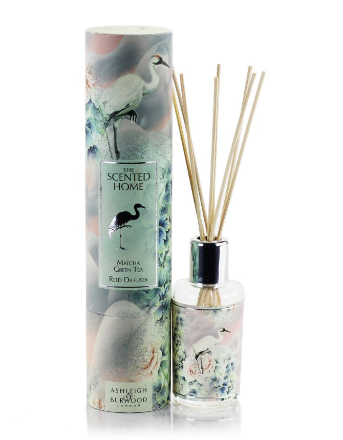 MATCHA GREEN TEA REED DIFFUSER - (LIMITED EDITION)