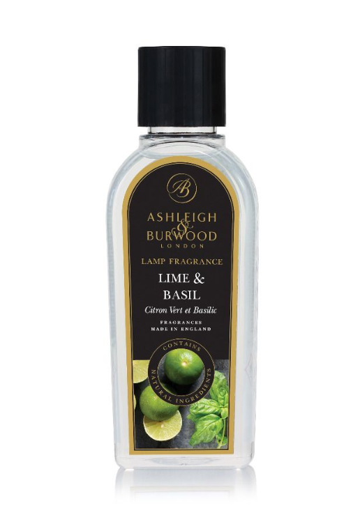 LIME AND BASIL DIFFUSION LAMP FRAGRANCE
