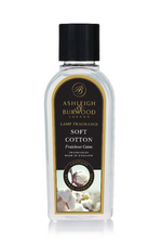 ASHLEIGH & BURWOOD: LAMP FRAGRANCE - SOFT COTTON 250ML