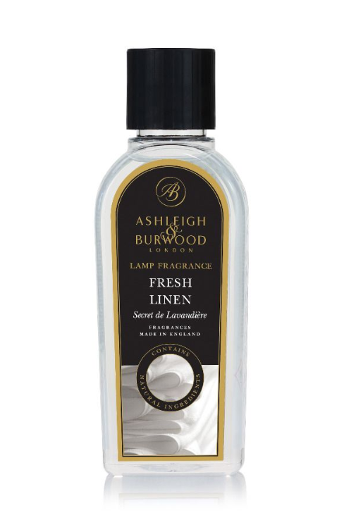 FRESH LINEN LAMP FRAGRANCE - FRESH LINEN 250ML
