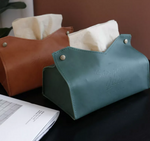 PU LEATHER TISSUE HOLDERS