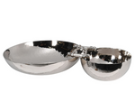 RITZ DECO EQUESTRIAN DOUBLE BOWL