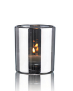 SILVER HURRICANE LAMP BY SKOGSBERG & SMART