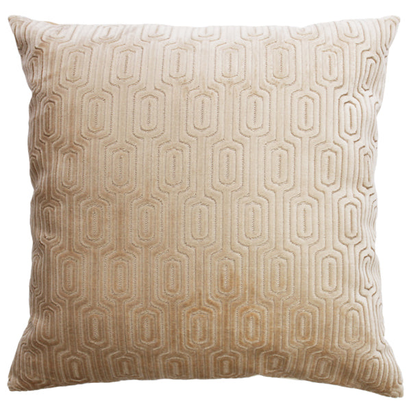CHAMPAGNE CUSHION COVER