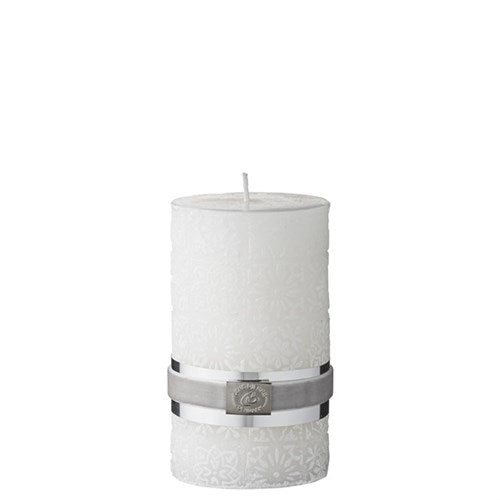 Tile Pillar Candle