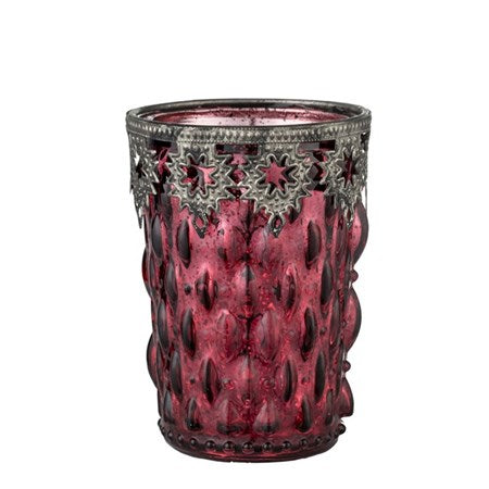 VERDIA VOTIVE TALL POMEGRANATE