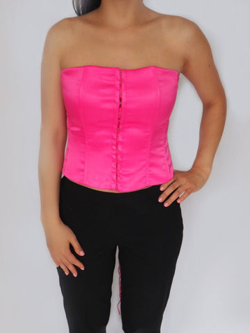 THE CORSET - PINK