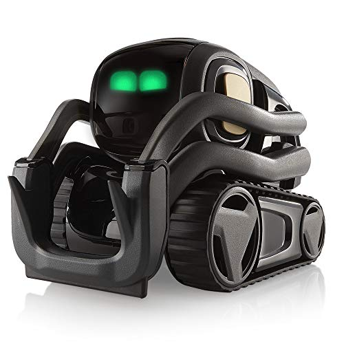 Vector Robot by Anki, A Home Robot Who Hangs Out and Helps Out
