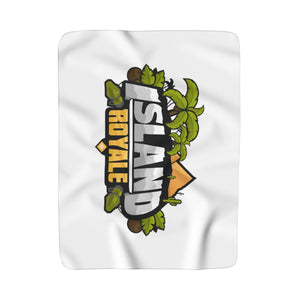 Island Royale Sherpa Fleece Blanket