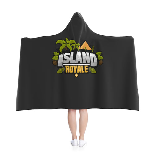 Island Royale Hooded Blanket