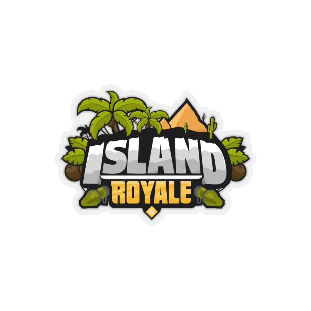 Island Royale Stickers