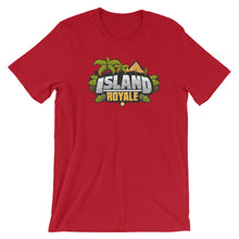 Load image into Gallery viewer, Island Royale Logo T-Shirt